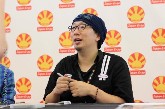 Japan Expo 2014 TATSURO IWAMOTO