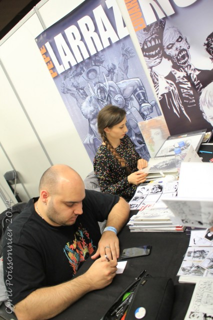 Paris Comic Expo 2014