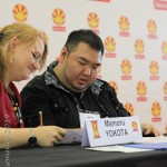 Japan Expo 2014 MAMORU YOKOTA