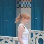 Jessica Chastain à Deauville