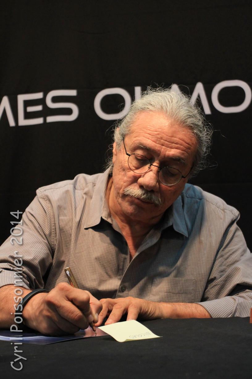 TGS 2014 Edward James Olmos
