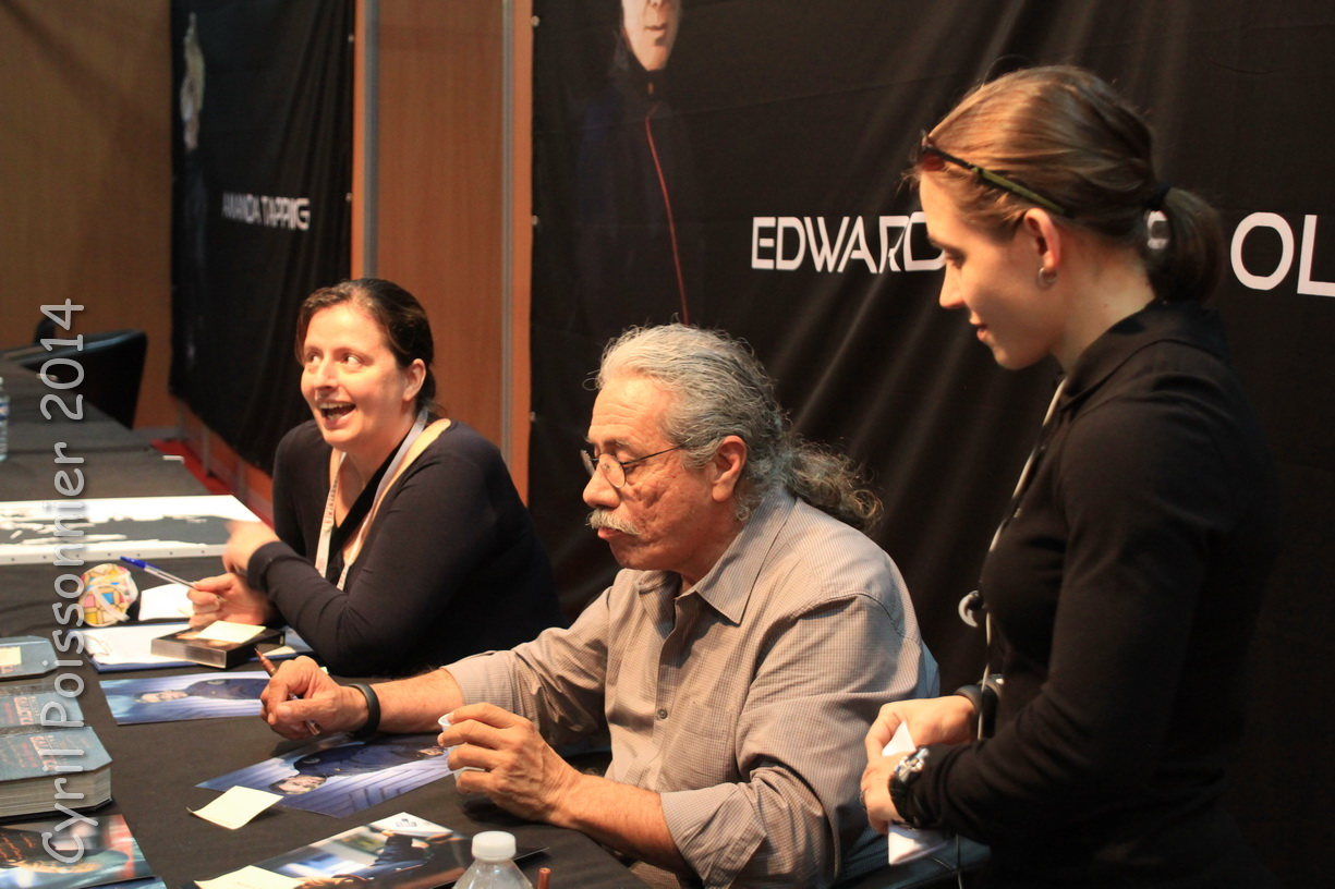 TGS 2014 Edward James Olmos
