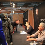 TGS 2014 Edward James Olmos FX Predator