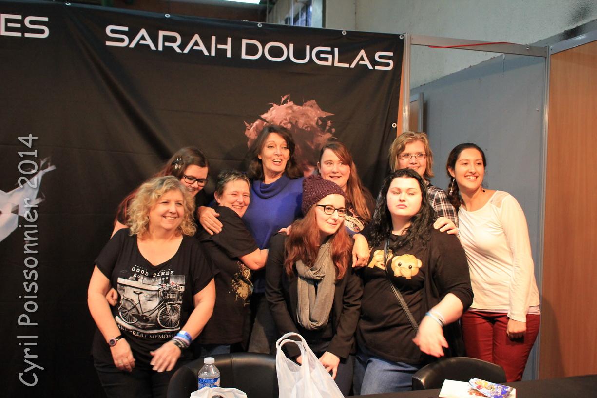 TGS 2014 - Sarah Douglas